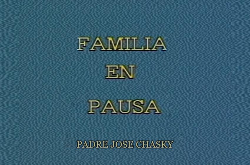El padre Chasky vuelve a la tele