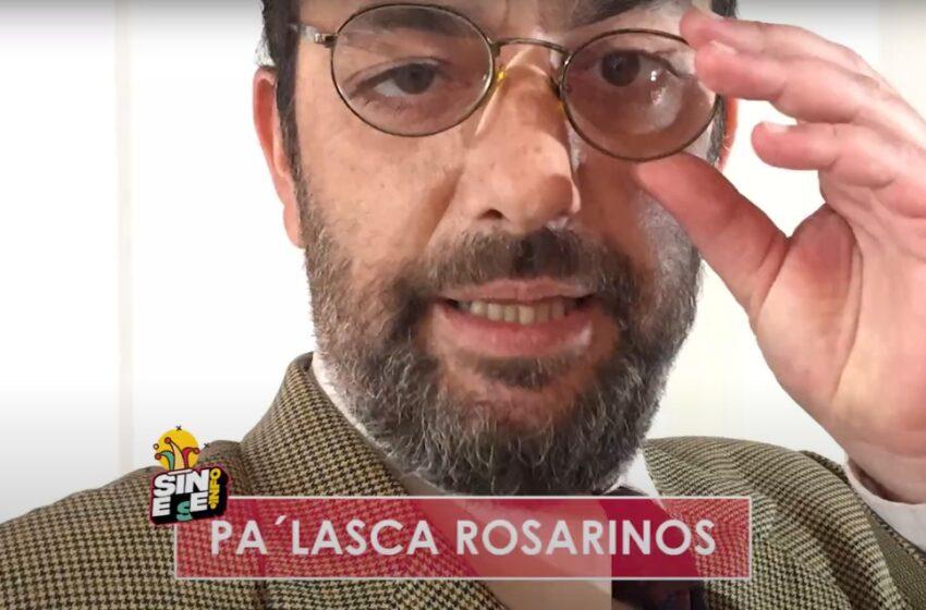 JORGE SINFUENTE: Palasca rosarinos