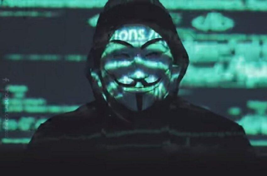 ¿Anonymus llegó a Santa Fe?: Hackearon las cuentas de la Municipalidad