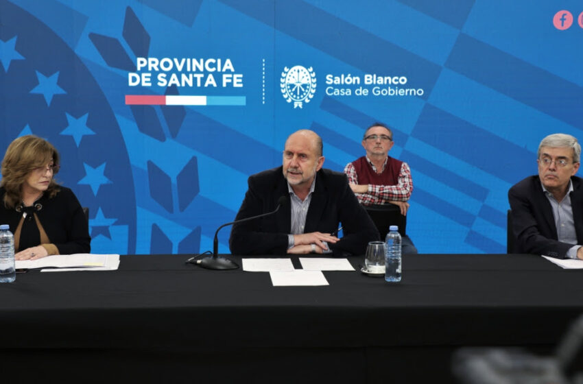 Nuevas no tan buenas para Rosario: circulación comunitaria del virus y chau a reuniones afectivas