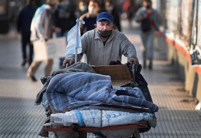 Según el Indec 226.866 santafesinos viviendo en la pobreza