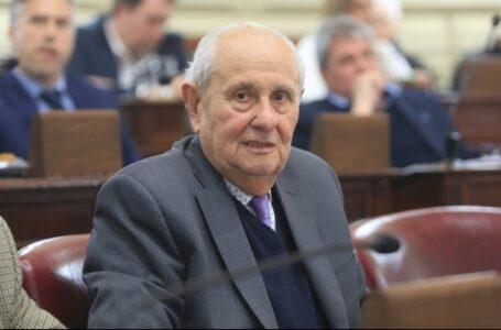 La política despide a Héctor Cavallero, ex intendente de Rosario