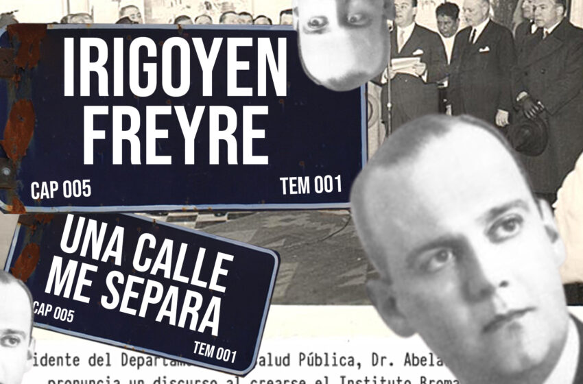 NUESTRO PRESTIGIOSO DR. FREYRE