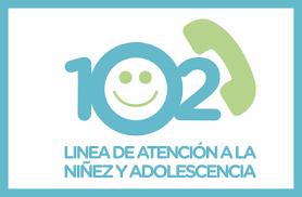 Línea 102 para niños y adolescentes: ¿qué servicios brinda?
